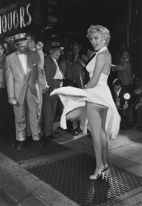 Iconic Marilyn Monroe Subway Scene Captured in New Color