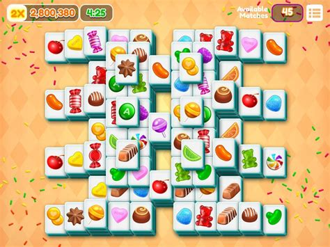 Mahjongg Candy for Android - APK Download