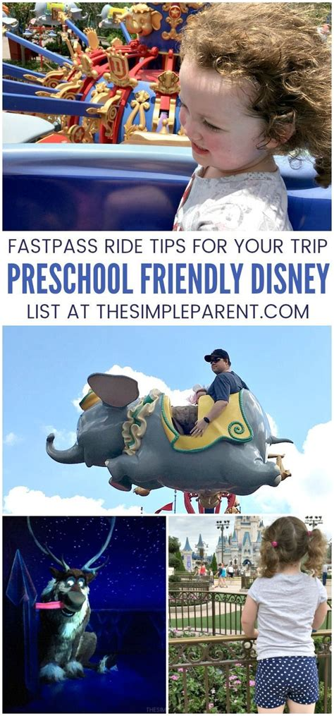 Disney World With Preschoolers and Toddlers - These Disney