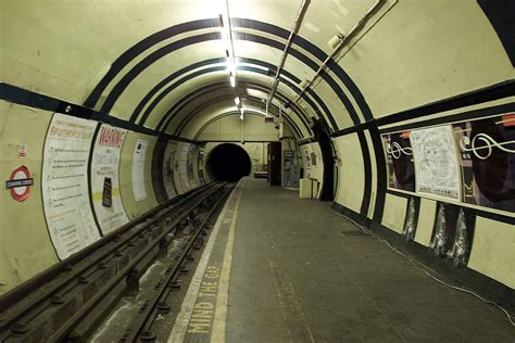 'Ghost' Tube stations and tunnels to be turned into hotels