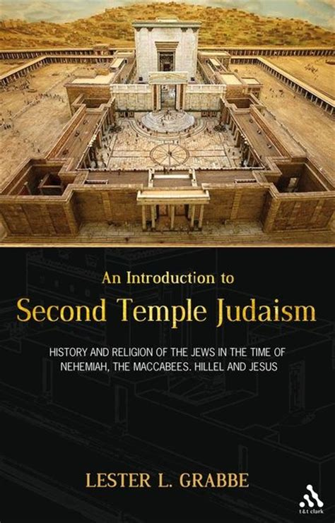 An Introduction to Second Temple Judaism: History and