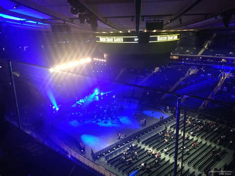 Madison Square Garden Section 328 Concert Seating