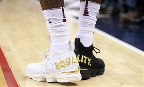 Nike sets LeBron 16 'Equality' release for MLK Day