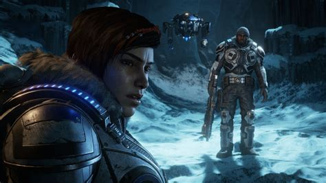 Gears 5 review | PC Gamer
