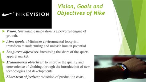 Nike`s mission