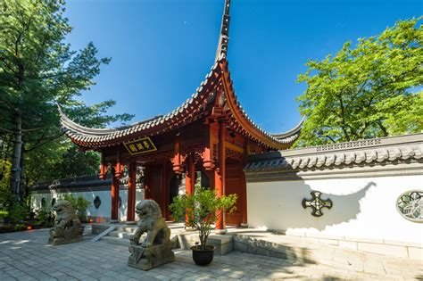 Architecture of the Chinese Garden | Space for life
