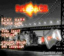 Payback ROM Download for Gameboy Advance / GBA - CoolROM