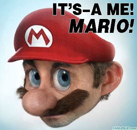 Its A Me, Mario - Instant Sound Effect Button | Myinstants