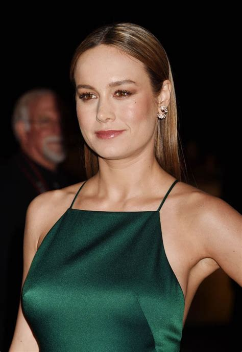 Brie Larson's New Year green at 27th Annual Palm Springs