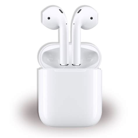 Apple - AirPods (2019) 2