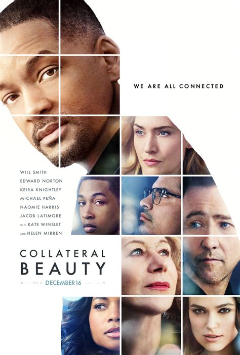 New Trailer To Collateral Beauty With Will Smith