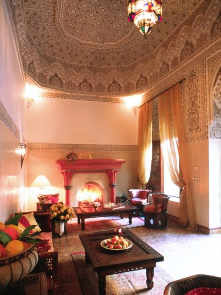 25 Moroccan Living Room Decorating Ideas - Shelterness
