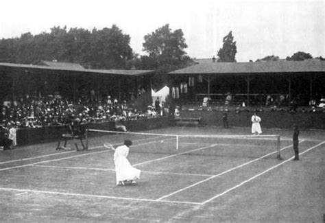 Tennis at the 1908 Summer Olympics – Women's outdoor