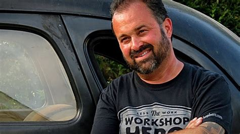 Where's Frank Fritz's from American Pickers? Wiki: Net