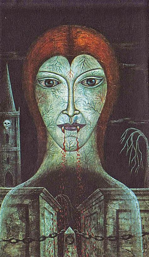 Witchcraft and Black Magic: Surreal Occult Fantasy Art
