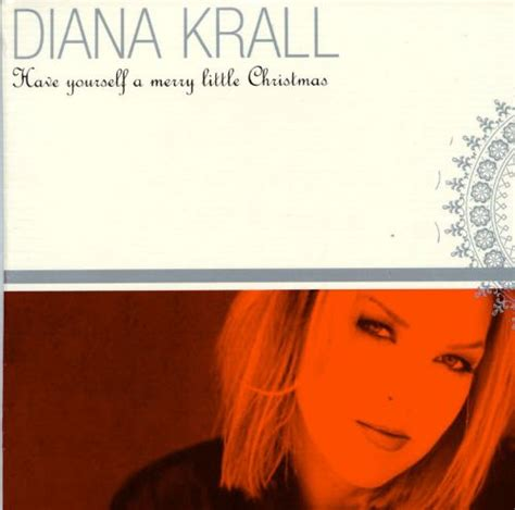 Have Yourself a Merry Little Christmas [EP] - Diana Krall