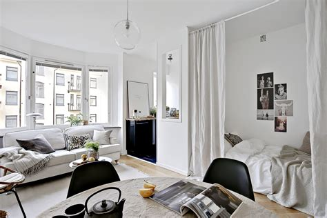 How To Create A Bedroom Inside A Tiny Studio Apartment?