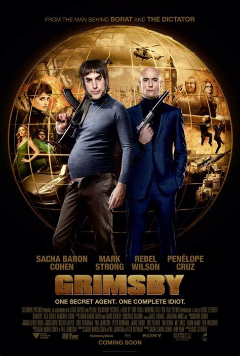 The Brothers Grimsby (aka Grimsby) Movie Poster (#1 of 10