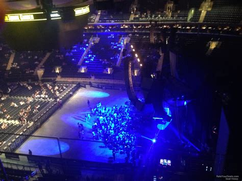 Madison Square Garden Section 315 Concert Seating