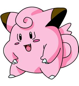 Clefairy - Pokemon Red, Blue and Yellow Wiki Guide - IGN