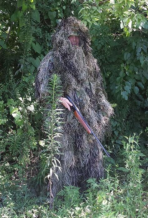 Ghillie Suits, World Famous Sports