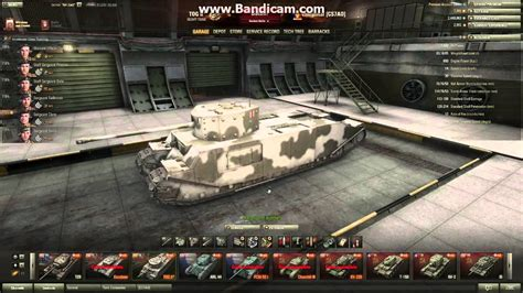 World of Tanks - Patch 8