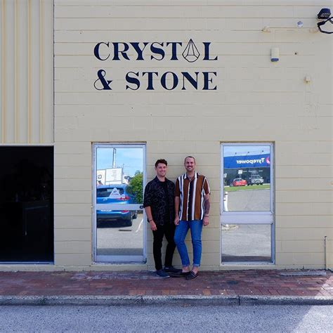 About - Crystal & Stone