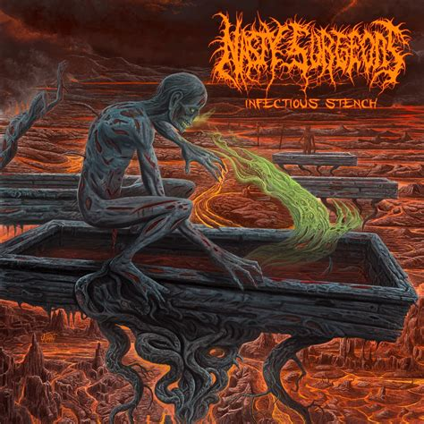 Nasty Surgeons – Infectious Stench (Xtreem) ⋆ Ave Noctum