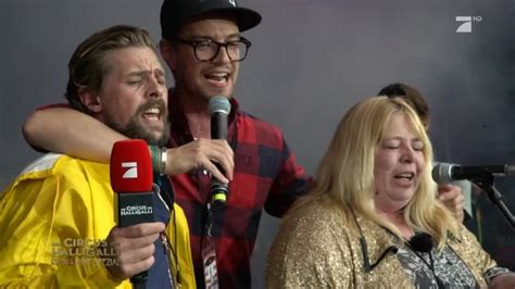 Circus Halligalli - Video - Rock am Ring: Sabine does want