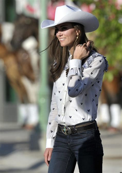 Kate Middleton Topless Photo Row: From Cowgirl To