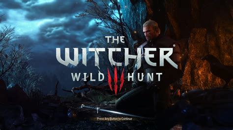 The Witcher 3: 46 Minutes of Beautiful PS4 Gameplay