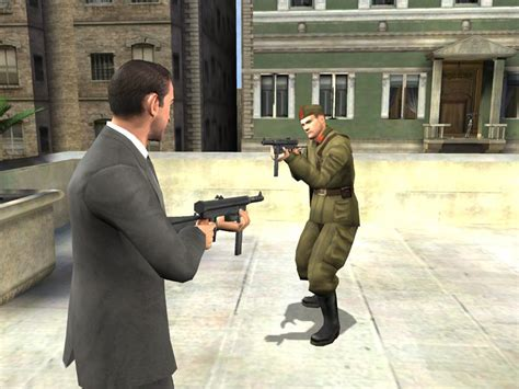 007: From Russia With Love (GCN / GameCube) Game Profile