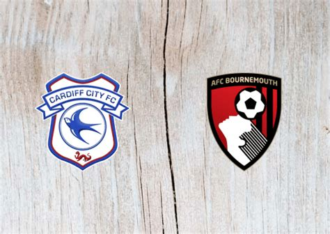 Cardiff vs Bournemouth Highlights 2 February 2019 - HD Matches