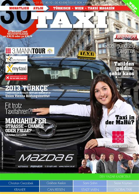 Taximag 11 by Taxi Magazin - Issuu