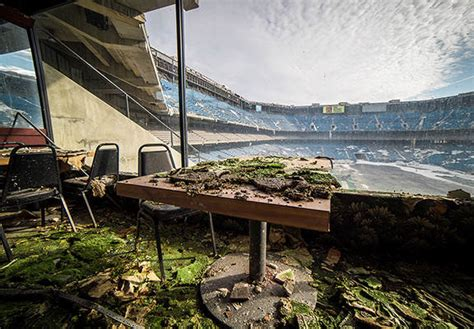 These Incredible Photos Of Abandoned Places Will Blow Your