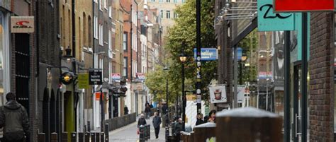 Neal Street - One of the Best Shopping Streets Shops in