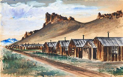 Art of Internment Camps Will Head to Auction - The New