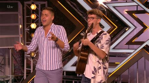 Singing duo Jack and Joel voted in as wildcard act for X