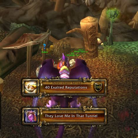 Furblogs and Timbermaw Hold – Mr and Mrs WoW