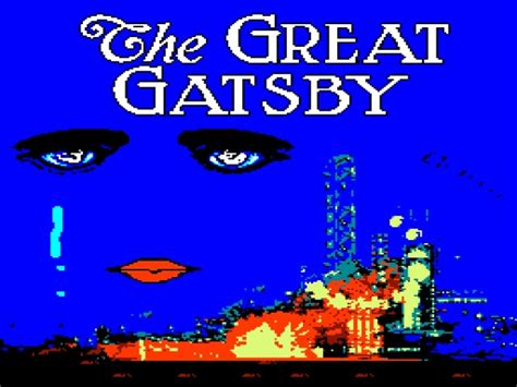 """""""The Great Gatsby"""" Chapter 1"""
