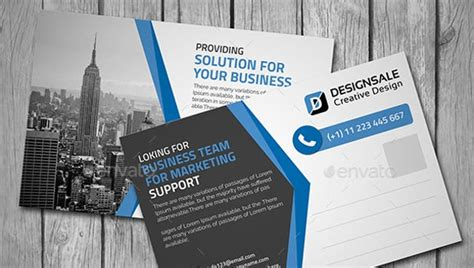 12+ Postcard Templates For Mac – Free Sample, Example