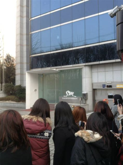 SM Entertainment Building (Headquarter) in Seoul, South