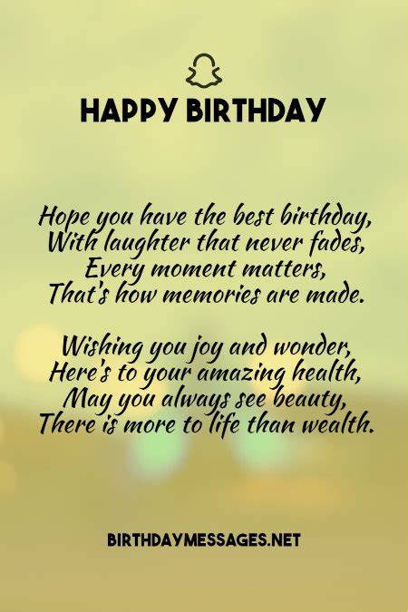 Birthday Poems - Give Beautiful Poems & Poem eCards as