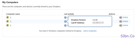 Use Dropbox To Find Who Have Stolen Your Laptop Or Mobile