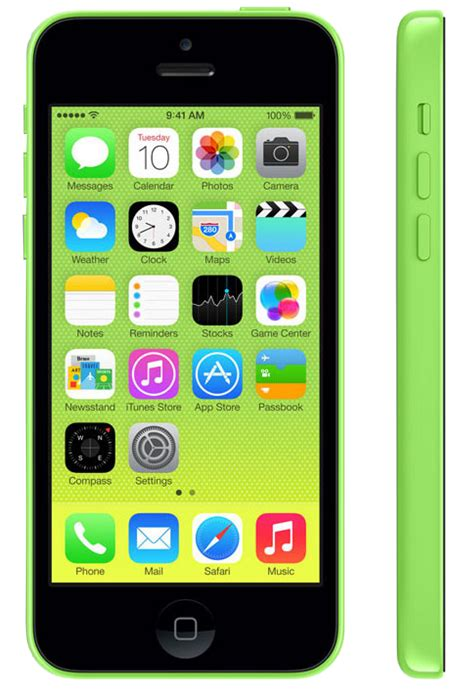 Shop Green iPhone 5C 32GB Unlocked For Sale Online