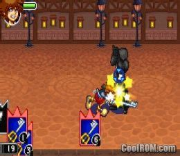 Kingdom Hearts - Chain of Memories ROM Download for