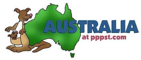 Free PowerPoint Presentations about Australia for Kids