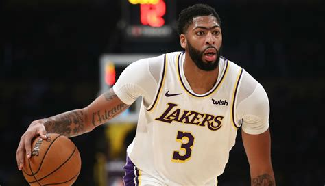 Anthony Davis on sharing Lakers workload with LeBron James