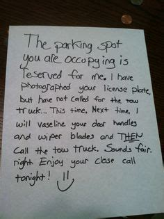 1000+ images about Funny Windshield Notes on Pinterest