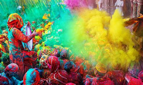 Holi 2018 - Festival of Colour: 10 facts about Hindu